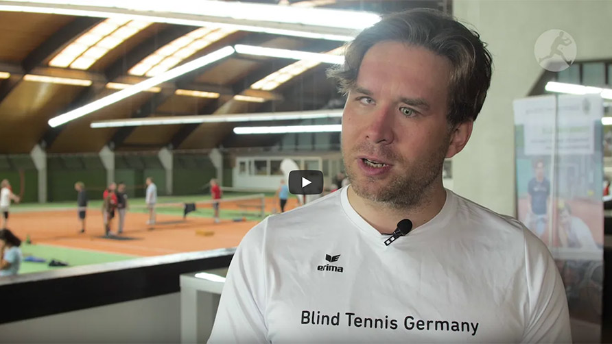 Vorschau - YouTube-Video - Wie funktioniert Blindentennis?